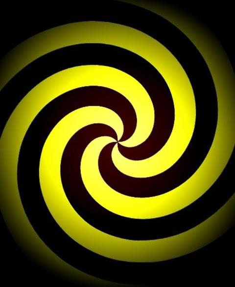 hypnotizing spiral